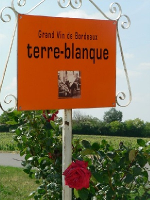 The Terre-Blanque estate, between land and river